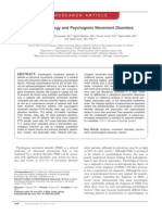 Psychopathology and Psychogenic Movement Disorders - Kranick - 2011 - Movement Disorders - Wiley Online Library