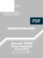 F430 FFB User Manual