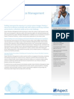 Aspect Workforce Management DS