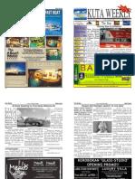 "Kuta Weekly-Edition 296 ""Bali""s Premier Weekly Newspaper"""