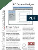 CADS RC Column Designer