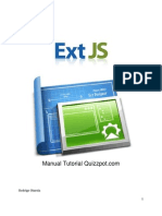 EXT JS Framework