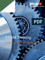 EFQMTraining Brochure