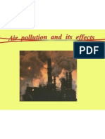 Air Pollution And