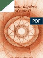 n-Linear Algebra of Type II, by W. B. Vasantha Kandasamy, Florentin Smarandache