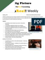 UnReal! Weekly - Aug 3 Final