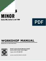 Morris Minor Workshop Manual