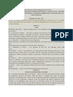 Philippine Teachers Professionalization Act of 1994