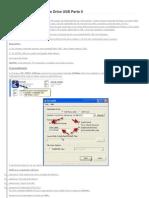 Instalar o Windows XP de Drive USB Parte II