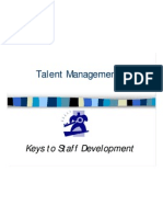 Keys to Staff Development Presentation