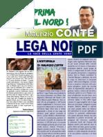 """Editoriale n° 52 """"La Voce della Gente Veneta"""" di Maurizio Conte"""