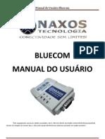 Manual do usuário BLUECOM