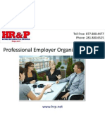 Professional Employer Organization (PEO), Payroll And HR Services In Houston, Austin, Dallas, Texas