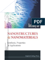Nanostructures and Nanomaterials 1 to 40