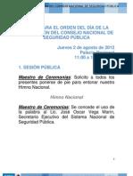 Material CNSP