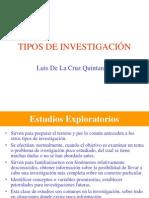 30485247 Tipos de Investigacion