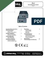iBoot 3.1 user manual
