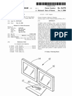 Dual display system (US patent RE36978)