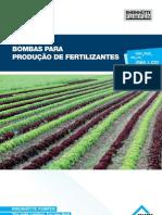 Bombas para industria de Fertilizantes - Friatec