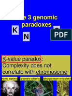 8c C-Value Paradox