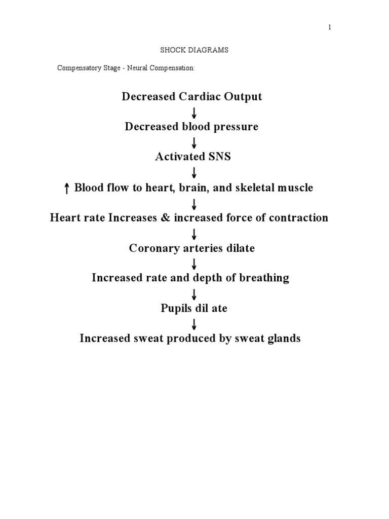 Shock Diagrams