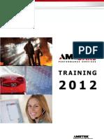 Trainingcourses 2012 En