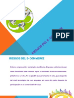 Riesgos Del E- Commerce