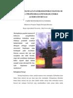 Prospek Pemanfaatan Limbah Kotoran Manusia Di Asrama Tpb-ipb Sebagai Penghasil Energi Alternatif Bio Gas1