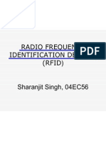 Radio Frequency Identification Devices (Rfid)_sharan