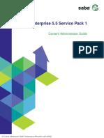 Enterprise 5.5 SP1 Content Administrator Guide