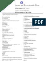 Ginecologia e Ostetricia domande specializzazione
