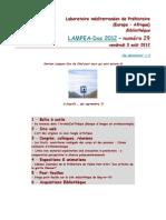 LAMPEA-Doc 2012 – numéro 29 / vendredi 3 août 2012