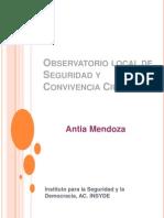 7 Observatorio Pres Antia Mendoza