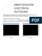 Automatizacion Electrica Autocad