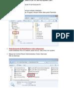 Copy Folder Database iPos4