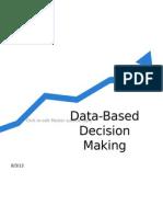 Module 7__Data-Based Decision Making