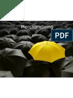 BA Academy Merchandising Presentation