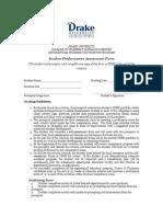 Student Performance Assessment 8-07
