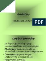 Analisis Bodas de Sangre (1)