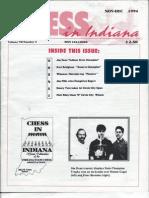 Chess in Indiana Vol VII No. 4 Nov_Dec 1994 (Part 1 of 2)