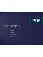 Activity 6powerpoint