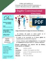 Ingles Conversacional Basico