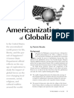 Americanization Article