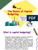 15.Capital Budgeting
