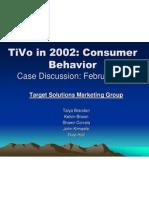 Hall TiVo Discussion