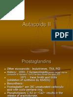 Autacoids II