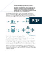 Anatomy of a ROADM Network