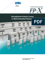 Panasonic Fpx Catalogue