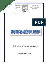 Guía Práctica Administración del Tiempo