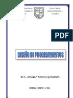 Guía Práctica Diseño de Procedimientos